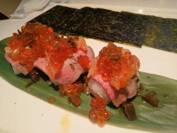 29ON 銀座店 肉寿司